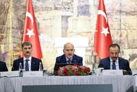 Turkey will not allow democracy to be used as a Trojan horse by terror supporters: Interior Minister Soylu