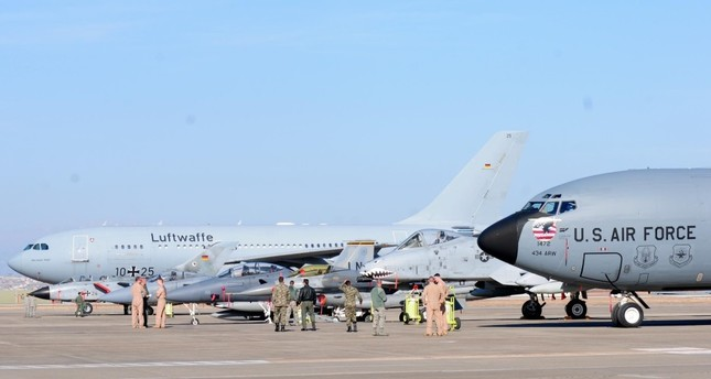 Deputy PM: No decision made for German access to İncirlik Air Base