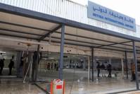 المطار الدولي قيد الترميم في العاصمة الليبية (الفرنسية)