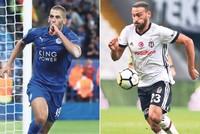 Beşiktaş targets Slimani with Tosun close to Everton