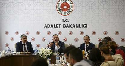 pJustice Minister Abdülhamit Gül said Sunday that Turkey expects extradition of the self-exiled Fetullah Gülen, leader of the Gülenist Terror Group (FETÖ) responsible for the failed coup attempt,...