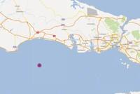Magnitude 4.7 earthquake strikes Istanbul