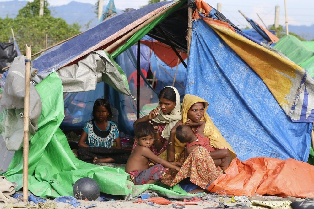 The stateless Rohingya have been the target of communal violence and vicious anti-Muslim sentiment in mainly Buddhist Myanmar for years.