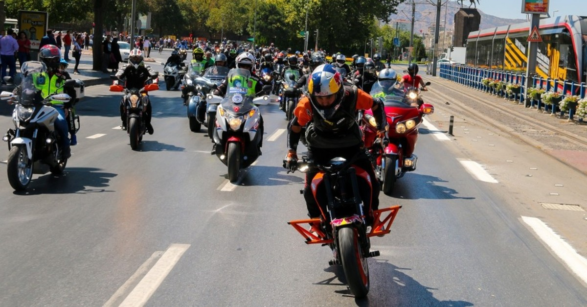 Erciyes Motofest will be organized for the second time this year in Kayseri.