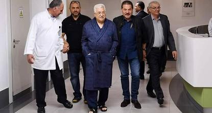 تأجيل خروج الرئيس الفلسطيني من المستشفى