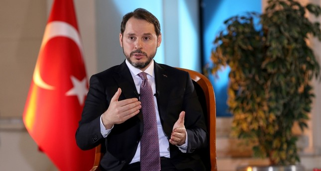 وزير الخزانة والمالية التركي يشارك في اجتماع لمجموعة العشرين