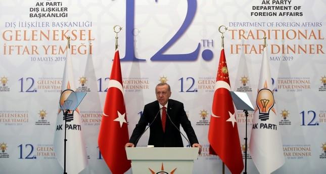 أردوغان يدعو دول العالم للتعامل بمزيد من الحساسية والاهتمام تجاه القضية الفلسطينية ووضع القدس