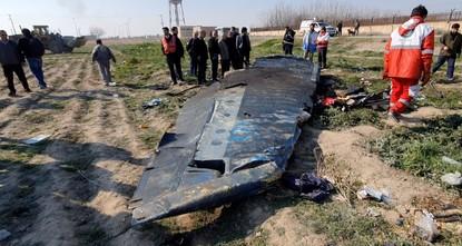 إيران تعلن عزمها تسليم الصندوق الأسود للطائرة المنكوبة إلى أوكرانيا