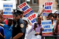 Hate crimes increase second year in a row in US, FBI report says