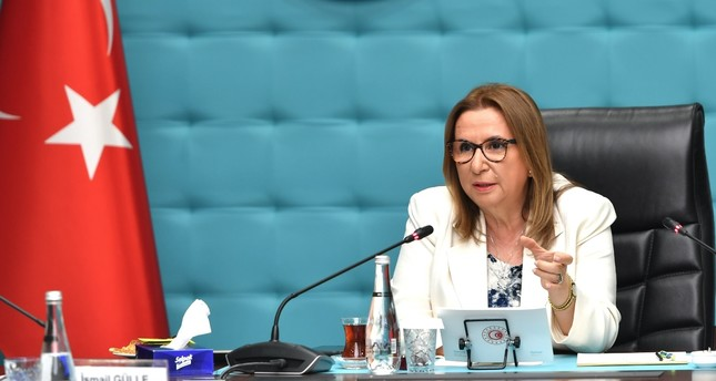 "Trade Ministry Ruhsar Pekcan elaborated on the ""Women in Trade"" project, which aims to increase the role of Turkish businesswomen in exports and ensure their active participation in depeened dialogue with Turkey's trade partners."