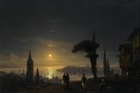 В Петербурге покажут Стамбул глазами Айвазовского