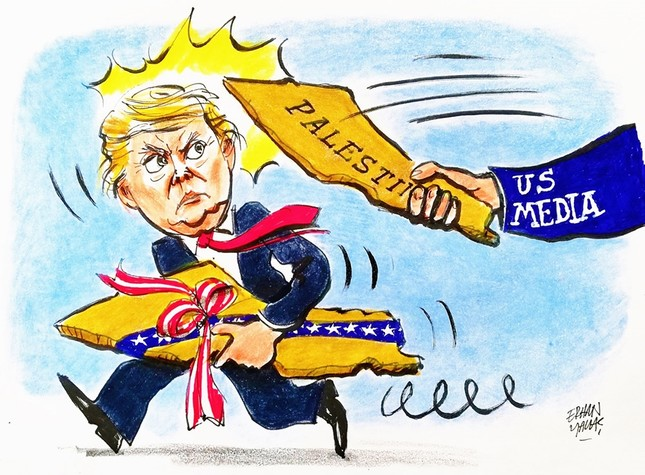 'Deal of Century' makes Western media 'defend Palestinians' against  Trump