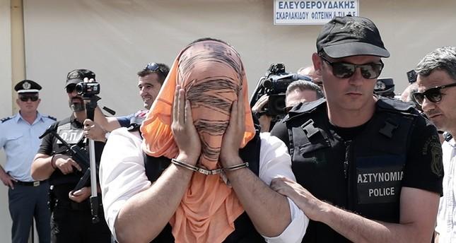 انطلاق محاكمة الانقلابيين الأتراك الفارين إلى اليونان