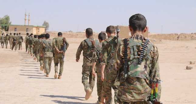 لليوم الخامس على التوالي.. اشتباكات بين داعش وي ب ك بسوريا
