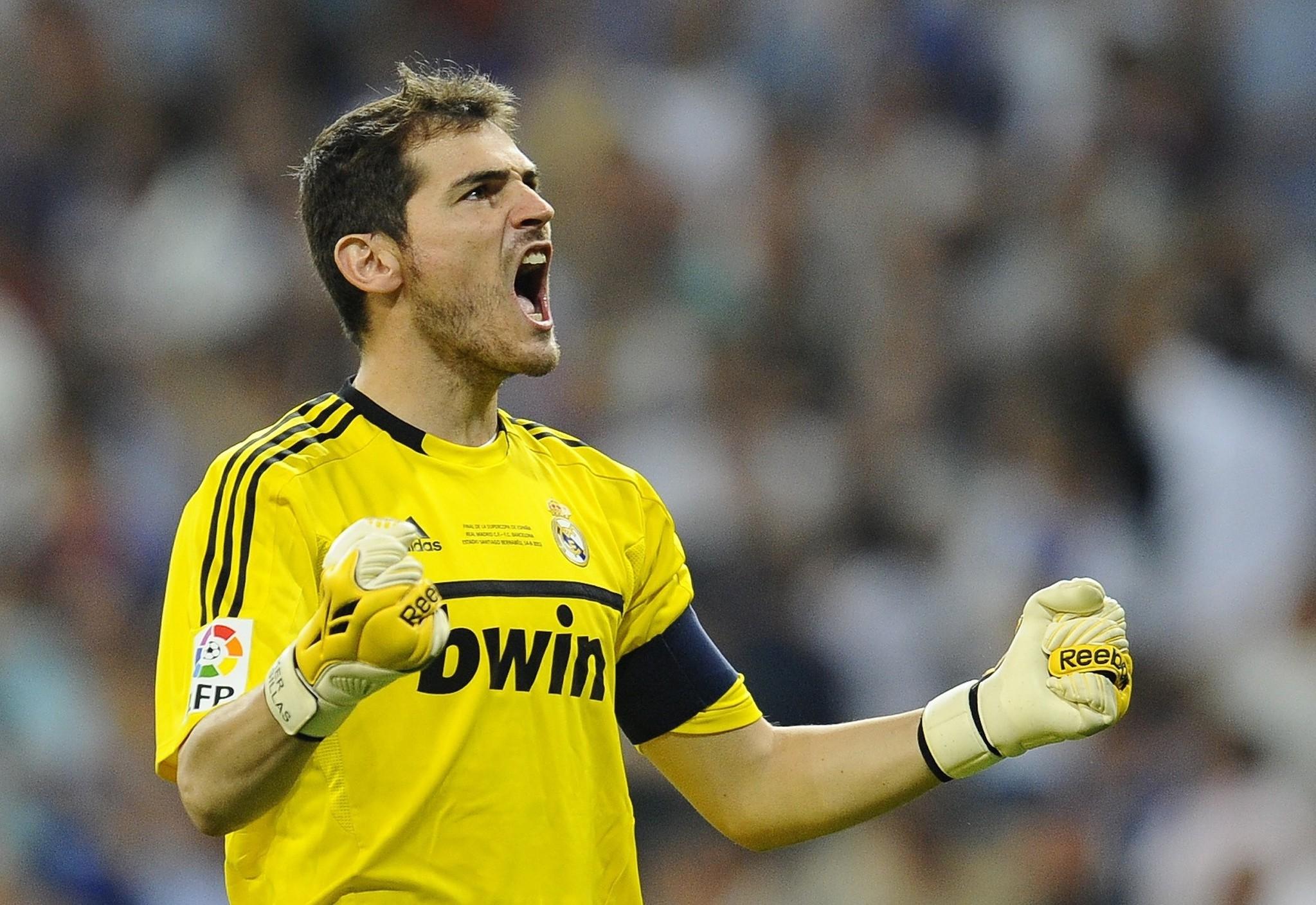 Iker Casillas (Reuters Photo)