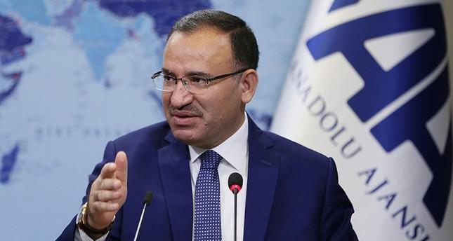وزير العدل التركي يبحث اليوم مع نظيره الأمريكي تسليم غولن