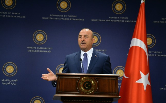 Çavuşoğlu said that he is in contact with German Foreign Minister Sigmar Gabriel to solve differences of opinion.