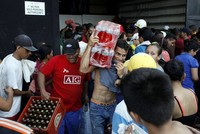 Venezuela extends use of 100-bolivar bill following protests