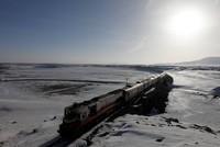 Turkey's Eastern Express puts romance back on tracks