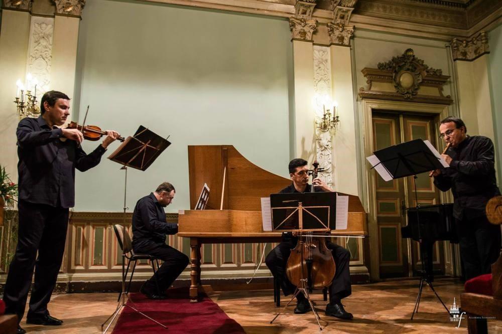 Baroque Ensemble Transylvania will perform on May 5.