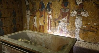 No secret chambers in King Tutankhamun's tomb: Egypt