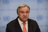 UN chief Guterres appeals for calm in US-Iran standoff