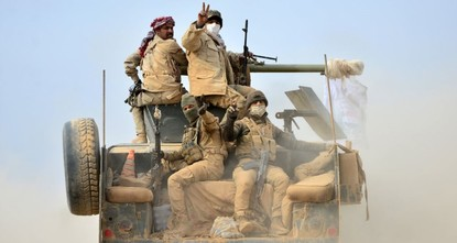 pThe U.S.-led coalition and the Shiite paramilitary group Hashd al-Shaabi launched airstrikes against Daesh positions in Tal Afar Tuesday ahead of a ground offensive that is yet to kick off. Iraqi...