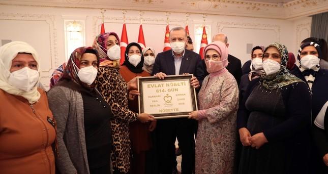 أردوغان: مصممون على تخييب آمال من يحاولون في سوريا تكرار ما فشلوا به في تركيا
