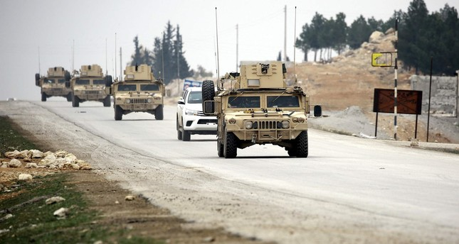 Pentagon not aware of any Manbij deal between SDF and Assad regime, US official says