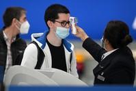 إجراءات الفحص في المطارات الفرنسية