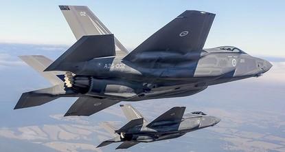 'Turkey to receive two F-35 warplanes by March 2019'