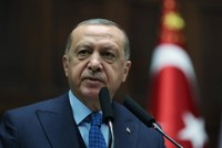 'Turkey has a plan to restore peace in Syria,' Erdoğan says in NYT article