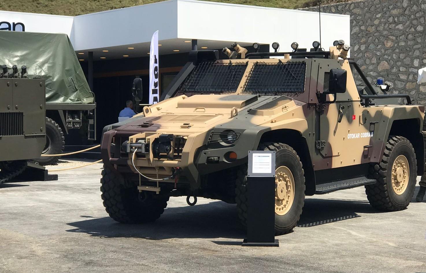 Cobra II Load Carrier