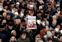 Absentee funeral prayers for Khashoggi held worldwide