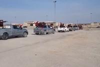 Pro-Assad forces retreat after Turkey shells regime convoy entering Syria's Afrin