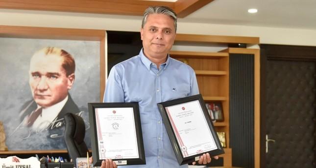 Muratpaşa Mayor Ümit Uysal.
