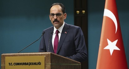 Security established in 70 pct of Afrin, Kalın says