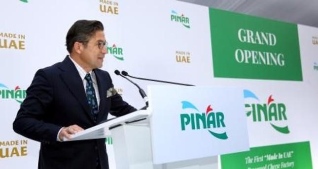في استثمار يفوق الـ27 مليون دولار.. بينار التركية تفتتح مصنعا لها في أبو ظبي