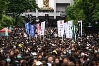 Hongkong: Tausende beteiligen sich an Schulboykott