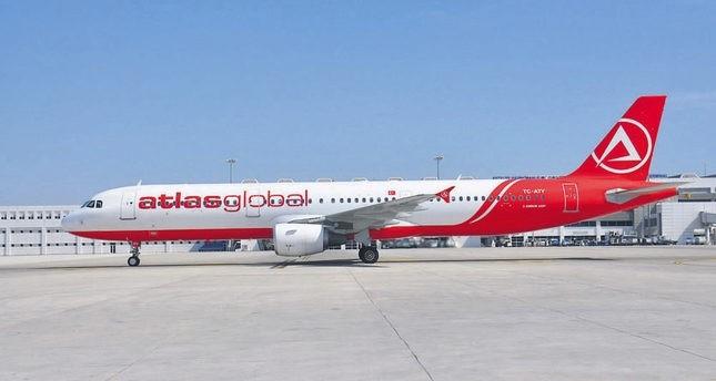 Terrorwarnung gegen Atlasglobal-Flugzeuge am Kopenhagener Flughafen