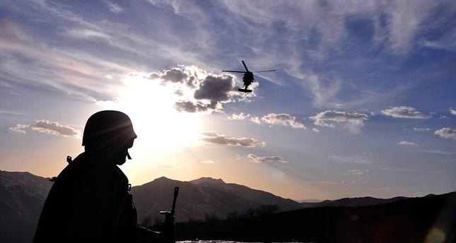 14 PKK-Terroristen bei Anti-Terror-Operationen getötet
