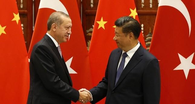 أردوغان يلتقي الرئيس الصيني قبيل قمة العشرين