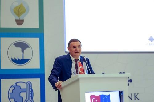 Hatay Mayor Lütfü Savaş. (Photo courtesy of UNDP)
