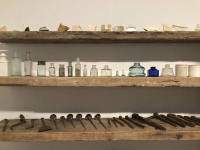 "Mark Dion, ""Dig Culture"" (2011), from the Tansa Mermerci Ekşioğlu Collection."