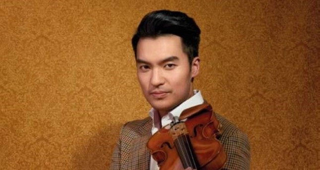 Ray Chen will accompany BIPO on stage at the opening concert of the new season.