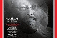 Time names slain, imprisoned journalists as Person of the Year