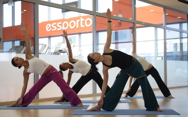 International Yoga Day is celebrated for the fifth time around the world.