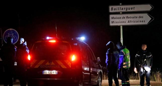 فرنسا: البحث جارٍ عن مسلح قتل امرأة في دار للرهبان العجزة