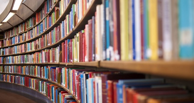 Number of books in libraries on rise in Turkey