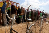 Over 150K Syrian refugees return home from Jordan in a year